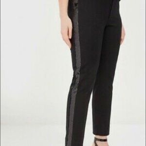 Banana Republic Black Sloan Pant